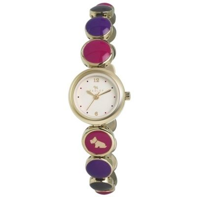 Ladies Radley Dot Pocket Watch RY4168S