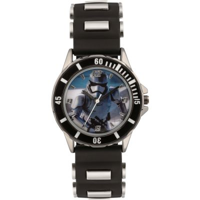 Childrens Disney Star Wars Stormtrooper Watch SWM3076