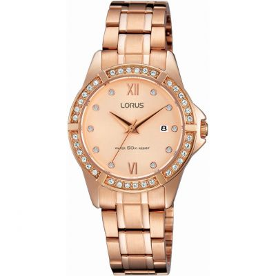 Ladies Lorus Watch RJ220BX9
