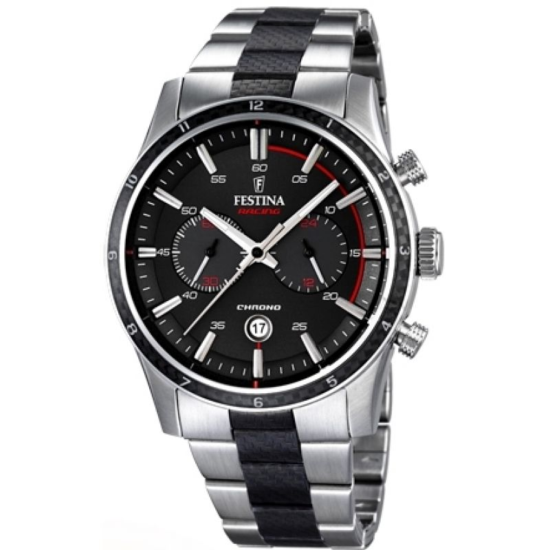 Mens Festina Tour Of Britain 2015 Edition Racing Chronograph Watch