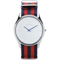 Mens Kennett Kensington Watch KSILWHBLRDNATO