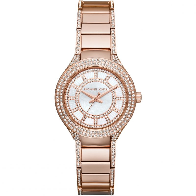 Ladies Michael Kors Mini Kerry Watch