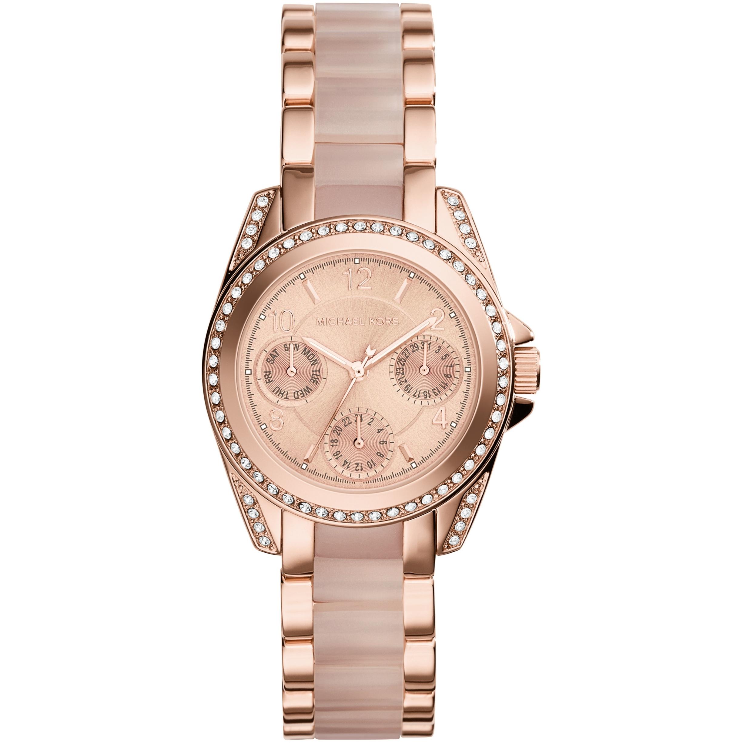 4108c4bbbfab Ladies Michael Kors Mini Blair Watch (MK6175)   WatchShop.com™