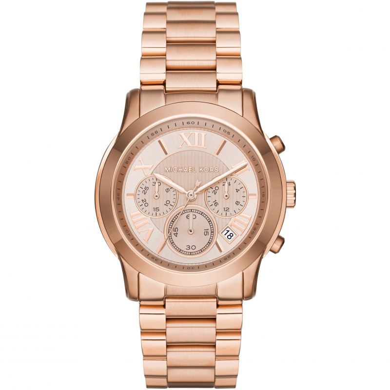 Ladies Michael Kors Cooper Chronograph Watch MK6275