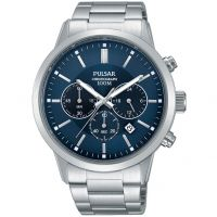 Mens Pulsar Chronograph Watch PT3741X1