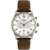 Mens Rotary Exclusive Chronograph Watch GS00482/01