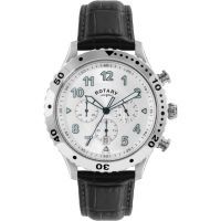 Mens Rotary Exclusive Chronograph Watch GS00483/01