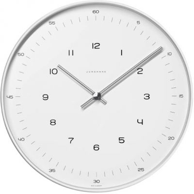 Montre Non disponib Junghans Max Bill Clock 22cm 367/6048.00