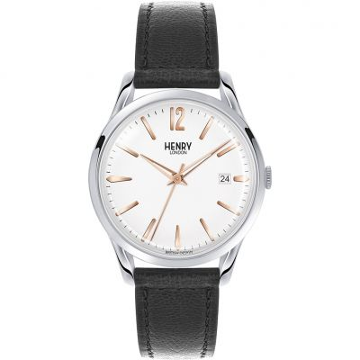 Unisex Henry London Heritage Highgate Watch HL39-S-0005
