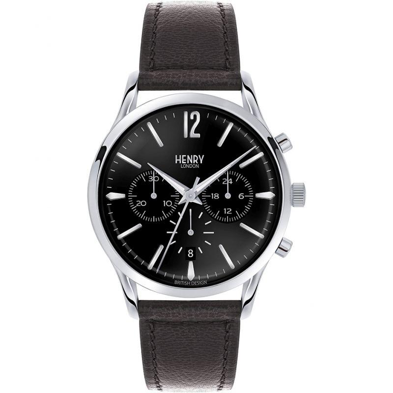 Mens Henry London Heritage Edgware Chronograph Watch
