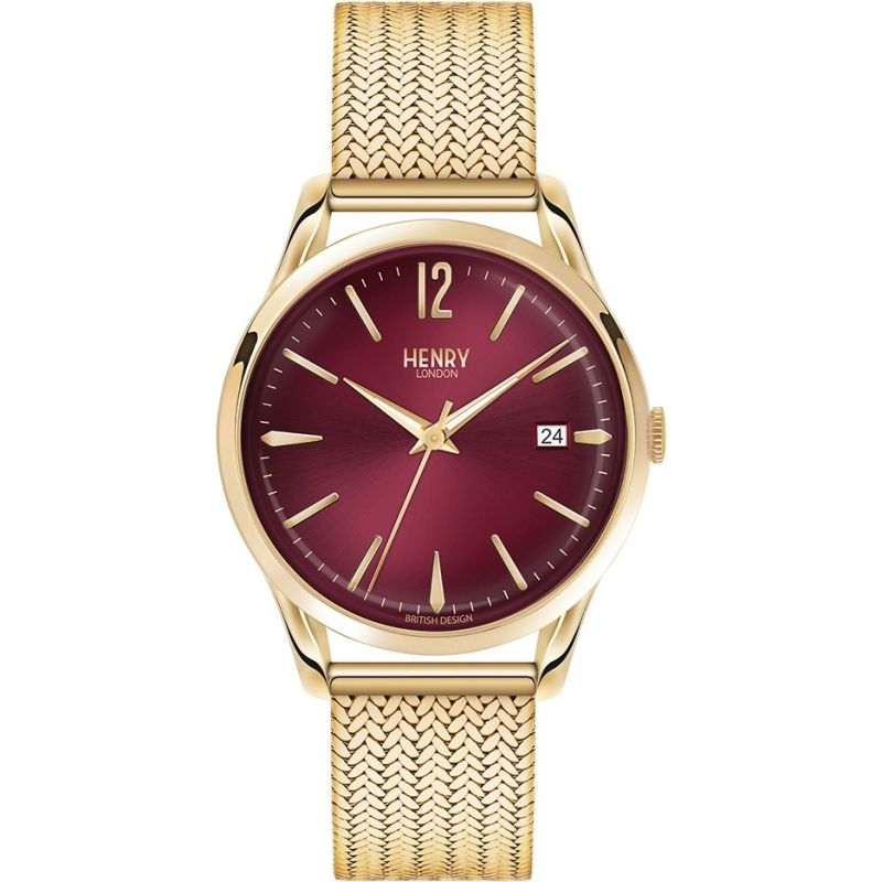 Unisex Henry London Heritage Holborn Watch