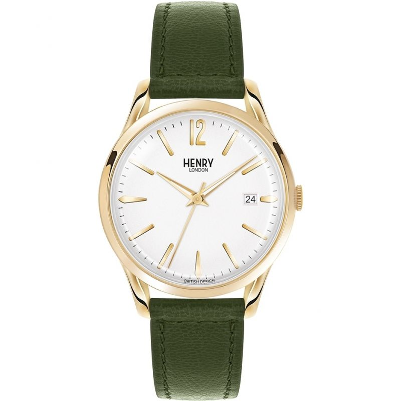 Unisex Henry London Heritage Chiswick Watch