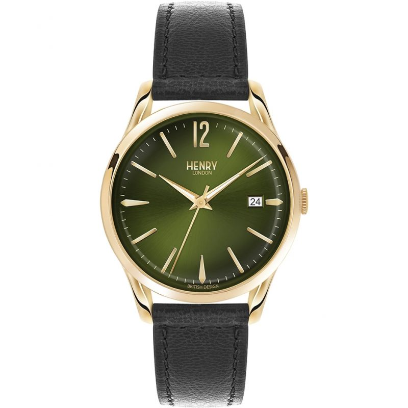 Unisex Henry London Heritage Chiswick Watch HL39-S-0100