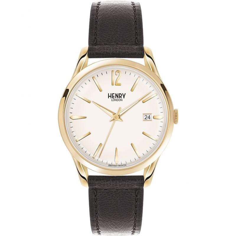 Unisex Henry London Heritage Westminster Watch HL39-S-0010