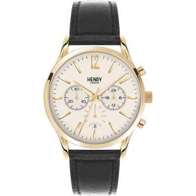 Montre Chronographe Homme Henry London Heritage Westminster HL41-CS-0018