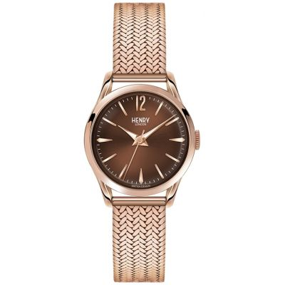 Henry London Heritage Harrow Dameshorloge Rose HL25-M-0044