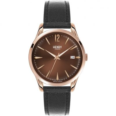 Montre Unisexe Henry London Heritage Harrow HL39-S-0048
