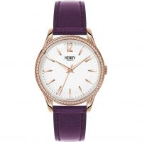 Unisex Henry London Heritage Hampstead Watch HL39-SS-0086