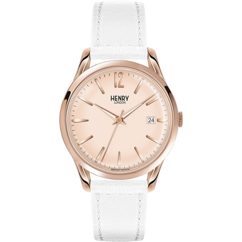 Unisex Henry London Heritage Pimlico Watch HL39-S-0112