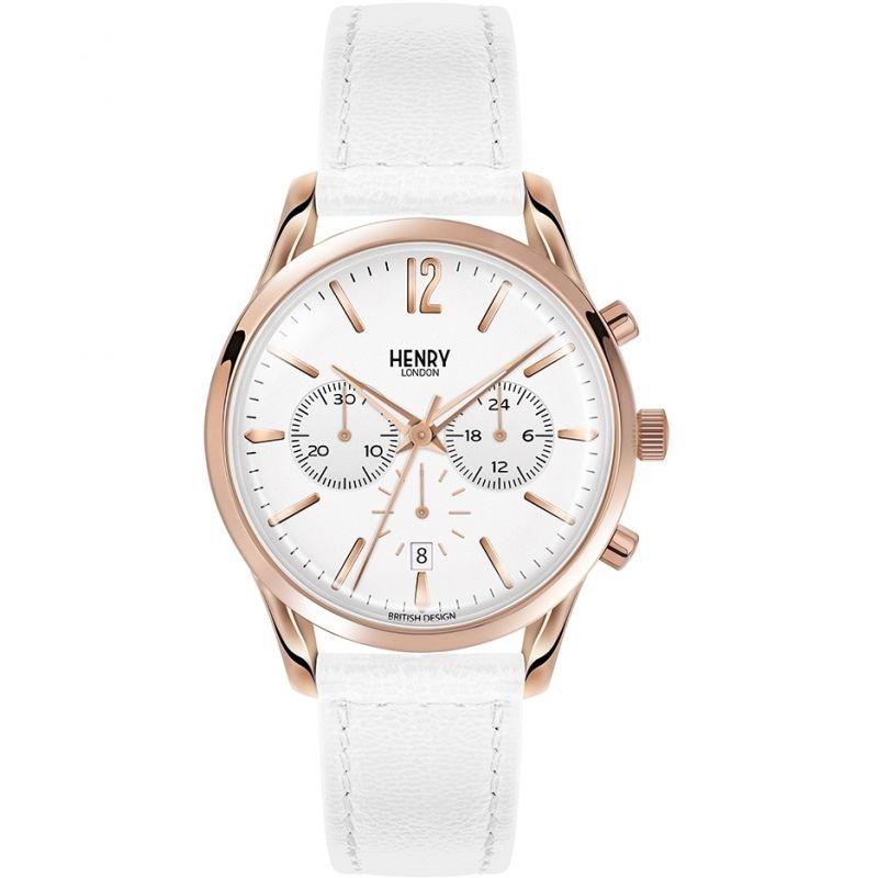 Unisex Henry London Heritage Pimlico Chronograph Watch
