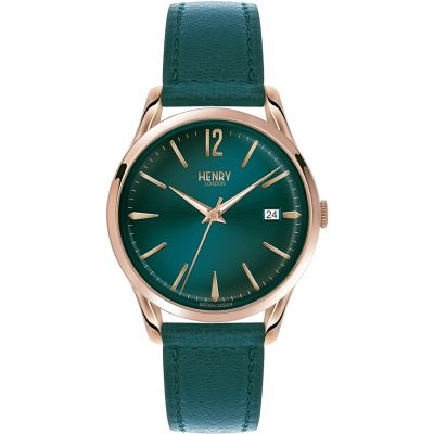 Unisex Henry London Heritage Stratford Watch HL39-S-0134