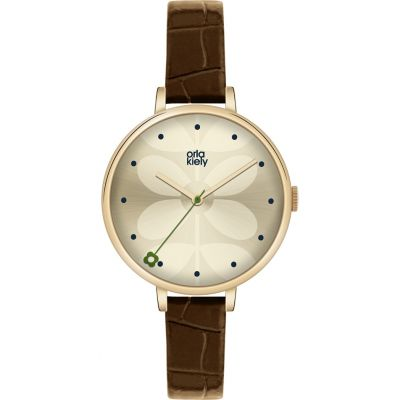 Ladies Orla Kiely Ivy Watch OK2030