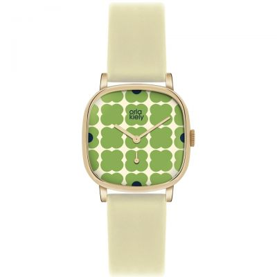 Ladies Orla Kiely Iris Watch OK2058