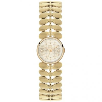 Ladies Orla Kiely Laurel Watch OK4022