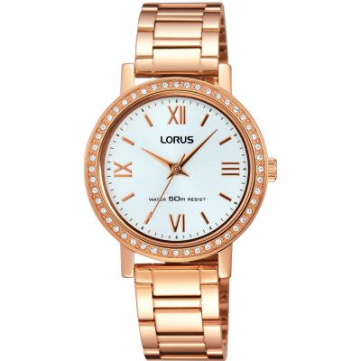 Ladies Lorus Exclusive Watch RG258KX9