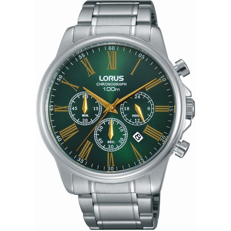 Mens Lorus Exclusive Chronograph Watch