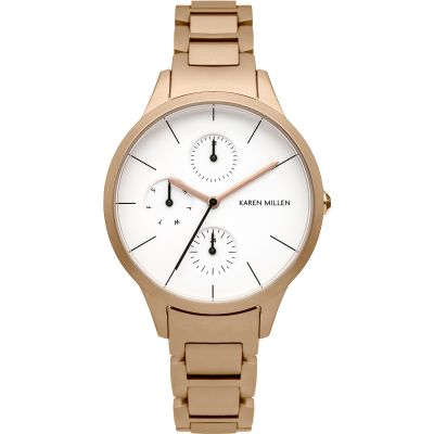 Ladies Karen Millen Watch KM144RGM