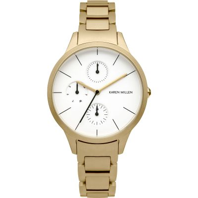 Ladies Karen Millen Watch KM144GM