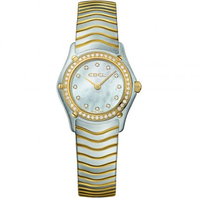 Ladies Ebel Classic Watch 1215262