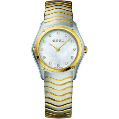 Ladies Ebel Classic Watch 1215371