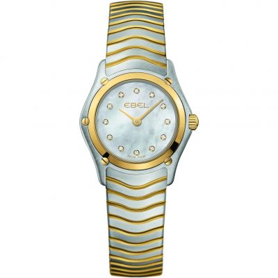 Ladies Ebel Classic Watch 1215402