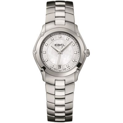 Ladies Ebel Sport Watch 1215982