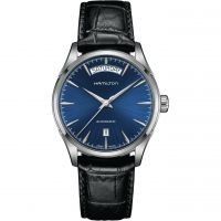 Mens Hamilton Jazzmaster Day Date Automatic Watch H32505741