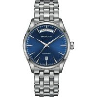 Mens Hamilton Jazzmaster Day Date Automatic Watch
