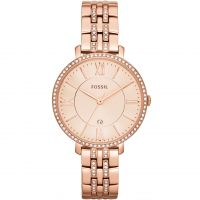 Ladies Fossil Jacqueline Watch ES3546