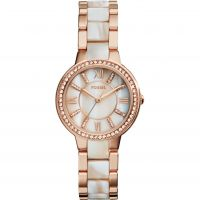 Ladies Fossil Virginia Watch ES3716