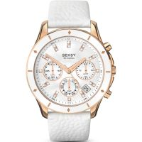 Ladies Seksy Chrono 365 Chronograph Watch