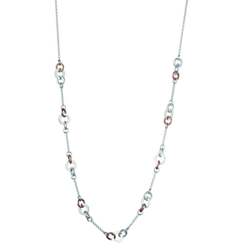 Ladies Links Of London Sterling Silver Aurora Necklace 5020.2580