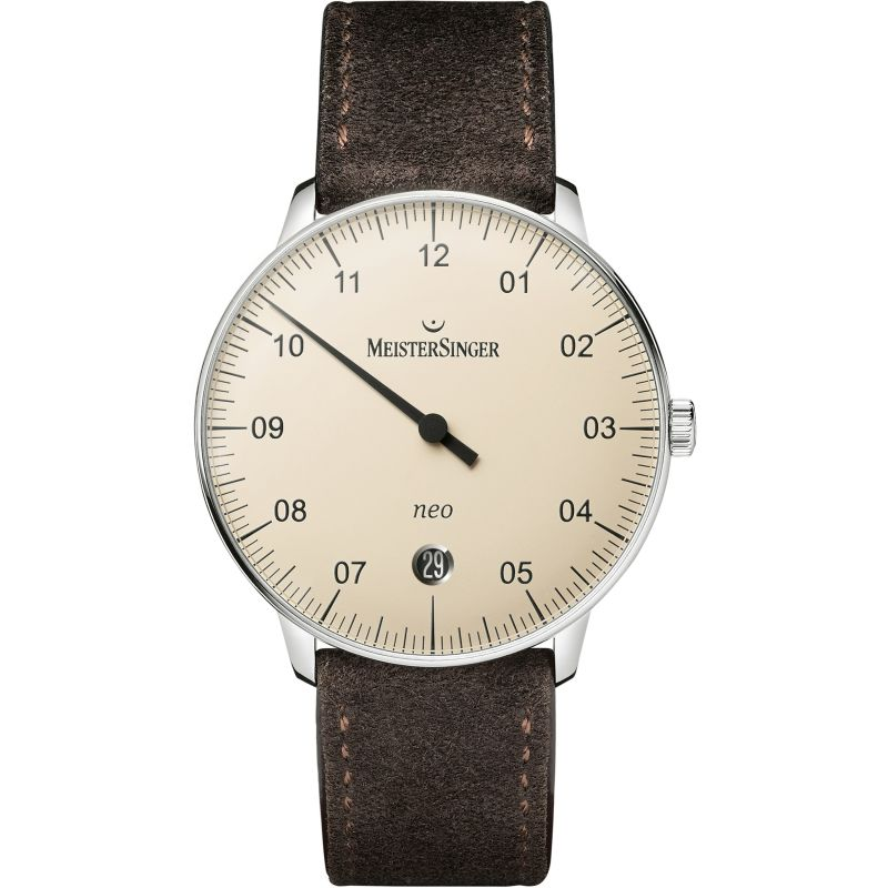Mens Meistersinger Neo Automatic Watch