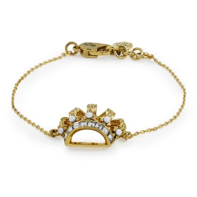 Damen Juicy Couture Armband PVD vergoldet WJW579-710-U