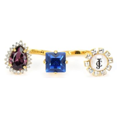 Gioielli da Donna Juicy Couture Jewellery Ring WJW603-710-8