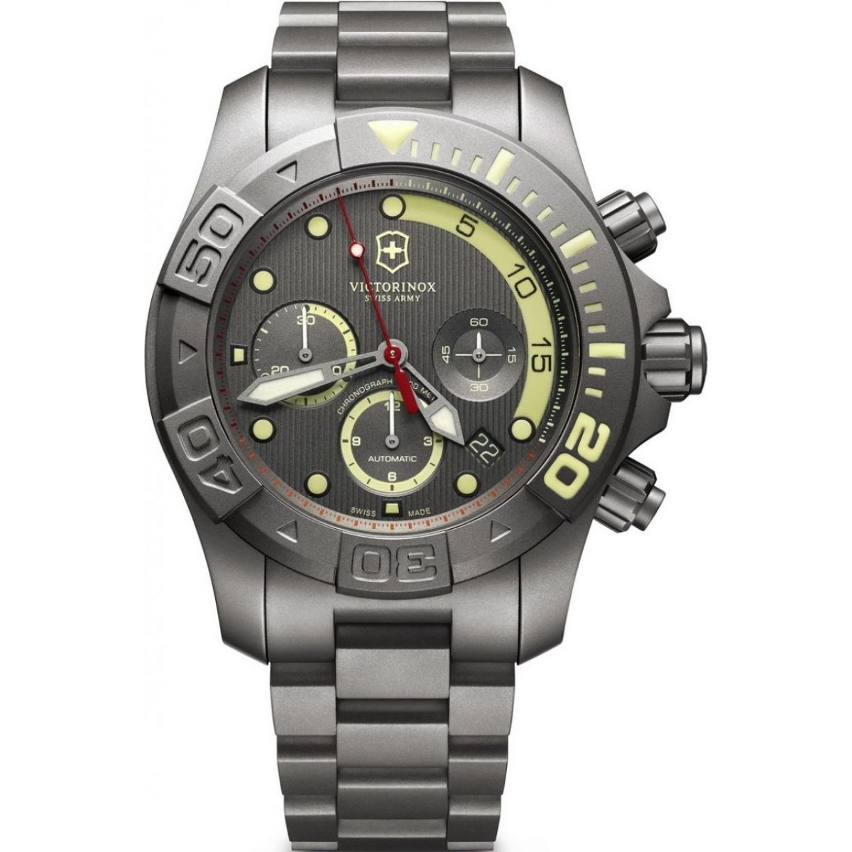 limited divemaster victorinox edition chronograph automatic swiss mens product watches gents watch army
