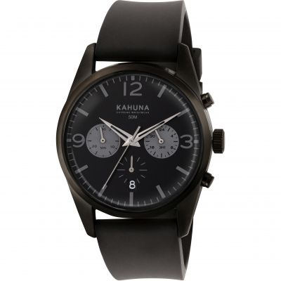 Mens Kahuna Chronograph Watch KCS-0010G