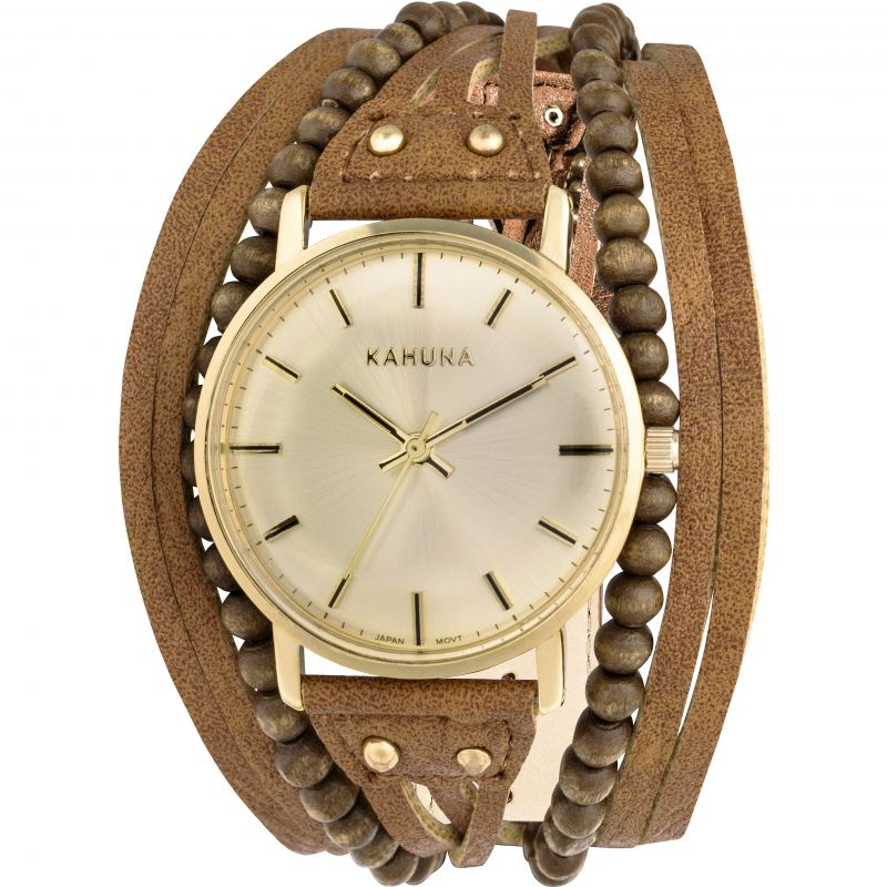 Ladies Kahuna Cuff Watch KLS-0314L