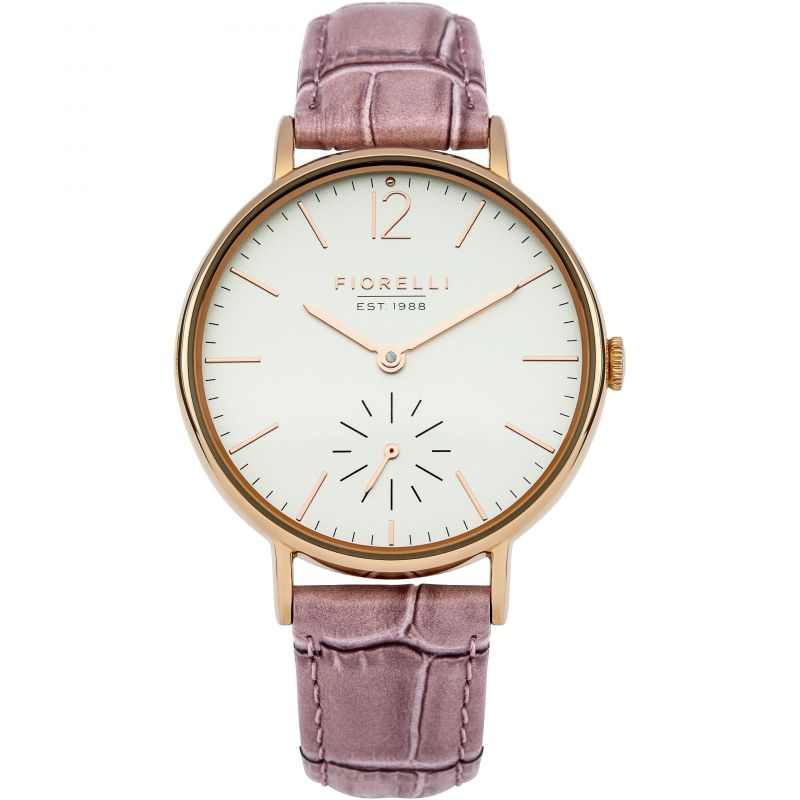 Ladies Fiorelli Watch FO018PRG