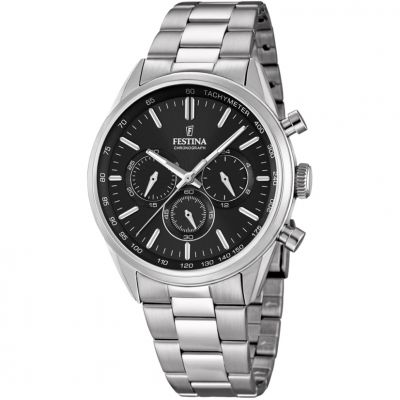 Mens Festina Chronograph Watch F16820/4